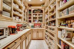 What Every Body Is Saying About New Kitchen Pantry Ideas Is Wrong and Why - walmartbytes Kitchen Pantry Design, New Kitchen, Kitchen Decor, Funny Kitchen, Kitchen Ideas, Pantry Room, Walk In Pantry, Hidden Pantry, Küchen Design