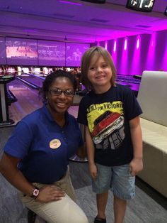 We had a blast at Main Event Entertainment for my son's birthday party! Our hostess was amazing!  Check out my review and find a Main Event near you! #FamilyFun #LaserTag #Bowling #KidsBirthday
