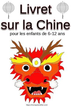 Gros livret d'activités sur la Chine à télécharger. #école #tdm #asie #Chine Gifts For Campers, Camping Gifts, Flags Europe, Game Pieces, Creative Gifts, Christmas Presents, Diy For Kids, Activities For Kids, Rooster