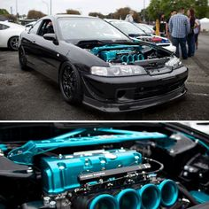 I want my engine to look like this.. But this car ugg