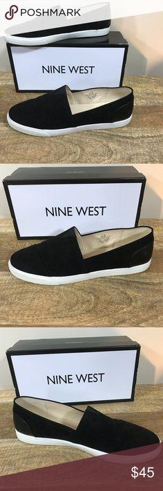 Nine West Black Flat Shoes Size 11 Nine West Black Flat Shoes Size 11  Worn 5x Nine West Shoes Flats & Loafers
