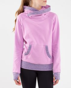 Word on the street, it doesn't get cozier than Microfleece | Hooked on Beats Pullover