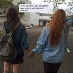 LGBT Lesbian Gay Love and Pride Pics and Quotes lesbian girls Lesbian Love, Cute Lesbian Couples, Lesbian Pride, Cute Couples Goals, Intimate Couples, Gay Aesthetic, Couple Aesthetic, Charmer Une Femme, Couple Goals Tumblr