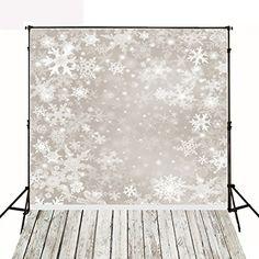 UK 5x7//3x5ft Christmas Studio Photo Photography Backdrop Wood Floor Background