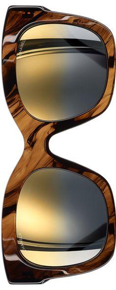 ca17bad708667 Chanel Square Signature Sunglasses