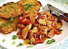 Whole 30 Recipes, Pork Recipes, Snack Recipes, Cooking Recipes, Czech Recipes, Ethnic Recipes, Pecan Pralines, Entrees, Food And Drink
