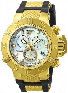 13686c653344 Reloj invicta hombre 90122 a. inoxidable y silicon dorado en Colombia   ANUNCIOS  Abril