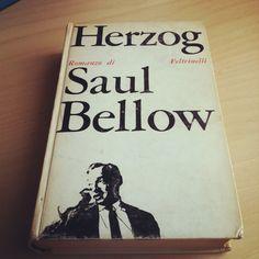 Saul Bellow, Herzog, ed. Feltrinelli 1965