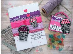 My Little Paper World: Jaded Blossom: Guest Designer Day 1 (June Release ...