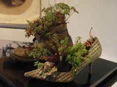 Creare vasi originali con materiali
