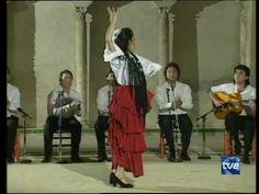 Baile Eva -La Yerbabuena- Alegrias