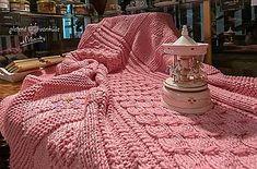 Obchod predajcu - Marcellinna deky / SAShE.sk Merino Wool Blanket, Macarons, Crochet, Home, Ad Home, Macaroons, Ganchillo, Homes, Crocheting