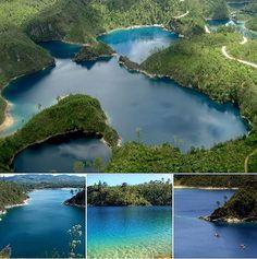 Lagunas de Montebello, Chiapas. México