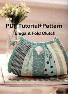 tutorial borsa patchwork