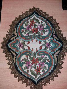 Cross Stitch Embroidery, Cross Stitches, Needlework, Bohemian Rug, Rugs, Decor, Cross Stitch Flowers, Needlepoint, Pattern