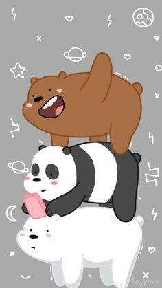wallpapers-mcp (Search results for: We bear bears) Cute Panda Wallpaper, Bear Wallpaper, Kawaii Wallpaper, Cute Wallpaper Backgrounds, Galaxy Wallpaper, Nature Wallpaper, Wallpaper Keren, Beautiful Wallpaper, Green Wallpaper