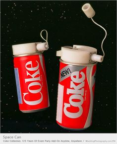 In 1985, Coca-Cola became the first soft drink to be consumed in space.