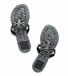 Miller 2 Stripe Sandal | Womens All Millers | ToryBurch.com