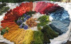 Come colorare i vestiti con tinture naturali. Una guida semplice e colorata!