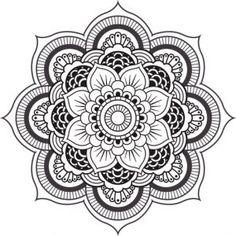 Flor de loto dibujo  Flor de Loto  loto  Pinterest