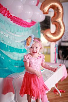 Lola´s cute birthday party!