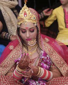 Nath Bridal, Wedding Jewelry, Gold Jewelry, Jewellery, Bridal Lehenga, Incredible India, Brides, Fashion Jewelry, The Incredibles