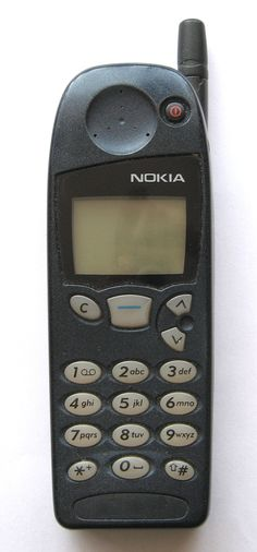 I LOVED my Nokia 5110 - changing the covers was the coolest thing ever....and the snake game was pretty b.a.