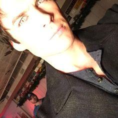 Ian Somerhalder - 08/10/15 - Send me photos of your scenes you like... #DamonSalvatore #Tvd this dude will get them  https://twitter.com/iansomerhalder/status/652274796508639232 - Twitter / Instagram Pictures