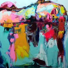 My favorite Francoise Nielly painting <3