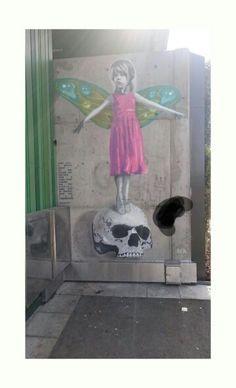 Helsebergen krohnsminde Bergen, Street Art, Painting, Painting Art, Paintings, Paint, Draw