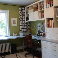 Home Office Homework Desks Design, Pictures, Remodel, Decor and Ideas - page 5