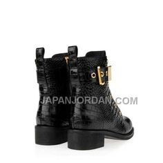 http://www.japanjordan.com/giuseppe-zanotti-womens-buckles-boots-black-calfskin-leather.html 送料無料 GIUSEPPE ZANOTTI WOMENS BUCKLES BOOTS 黑 CALF-SKIN LEATHER Only ¥16,119 , Free Shipping!