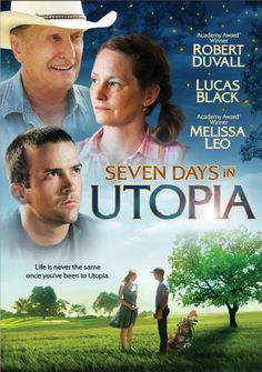 Seven Days in Utopia - Christian Movie/Film on DVD/Blu-ray. http://www.christianfilmdatabase.com/review/seven-days-in-utopia/