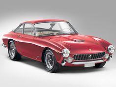 Scuderia Supremo: 1962 Ferrari 250GT Berlinetta lusso