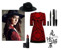 """Kendal Jenner"" by sofia-lodhi on Polyvore featuring Dolce&Gabbana, Stila and NARS Cosmetics"