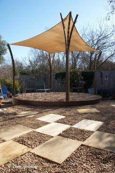 DIY Wishlist: A Patio Shade Sail   Apartment Therapy
