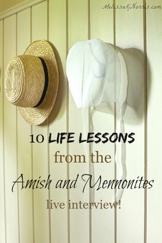 Ever wonder if plain living is right for you? Learn these 10 lessons and observations from the Amish and Mennonites we can use and take into our modern lives. Great wisdom here! Homestead Survival, Survival Tips, Do It Yourself Inspiration, Amish Recipes, Amish Country, Frugal Living Tips, Simple Living, Good To Know, Homesteading