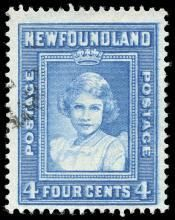 Princess of the Dominion of Newfoundland, 1938