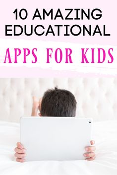 Here are the best educational apps for kids to supplement school or start early learning with phonetics and numeracy. There are both paid and free options. Preschool Programs, Preschool Printables, Activity Based Learning, Educational Apps For Kids, Learning Numbers, Fun Activities For Kids, Toddler Preschool, Early Learning, Raising Kids