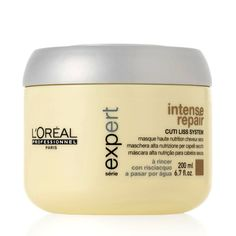 L'OREAL SÉRIE EXPERT INTENSE REPAIR MASQUE 200ML hairbodyproducts.com FREE DELIVERY BEST PRICES ONLINE