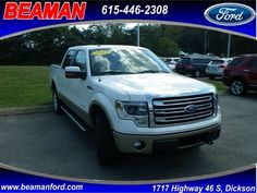 2013 Ford F150, 16,139 miles, $38,995.