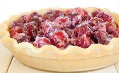 #estate #weekend #cherry #pie #ciliegie #amarene #americana #Dolceroma