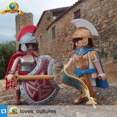 #Repost @loves_cultures . Estoy super contento y agradecido por esta mención de una de mis fotos con figuras #PLAYMOBIL _____________________________ ◈ Loves_Cultures is Very Happy to present ◈ Photo of the Day _____________________________ ◈ Congratulations to ▻ @pacoplaymobil _____________________________ ◈ Selected by ▻ @sanientt _____________________________ tag #Loves_Cultures