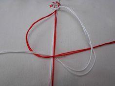 ΜΑΡΤΗΔΕΣ | kentise Felt Magnet, Crochet Flowers, Knots, Bracelets, Necklaces, Jewels, Diy, Crafts, Textiles