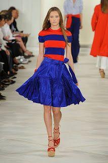Fashion place: DA NEW YORK LE TENDENZE PRIMAVERA ESTATE 2016   Co...