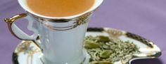 fennel and cardamom tea