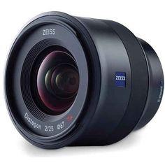 cba9172ef9 Zeiss 25mm f/2.0 Batis Series Lens for Sony Full Frame E-mount NEX Cameras