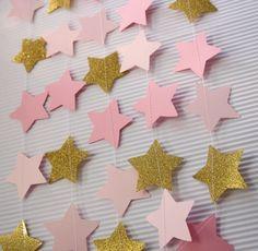 Ucuz Vintage Yıldız Çelenk Pembe altın balerin parti prenses parti ilk doğum günü partisi twinkle twinkle yıldız, Satın Kalite etkinlik ve parti malzemeleri doğrudan Çin Tedarikçilerden: madde açıklamasıKağıt yıldız çelenk.Malzeme: kağıt/petYıldızı boyutu: 2 inçEacch uzunluğu: 5 metreçelenk vardır her sonu