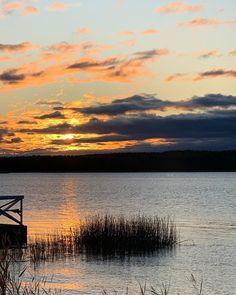 """Viveca on Instagram: """"🌄Regnväder på kommande och vacker solnedgång #visitraseborg"""" Finland, Celestial, Sunset, Outdoor, Instagram, Sunsets, Outdoors, Outdoor Games, Outdoor Living"""
