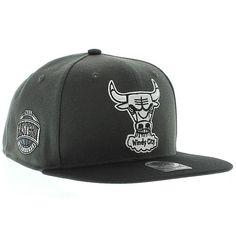 Chicago Bulls 47 Brand Sure Shot 2 Tone SNAPBACK New Era Caps 673b0e423ee0